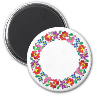 Hungarian Embroidery Magnet