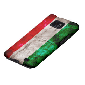 Hungarian Flag Samsung Galaxy S2 Covers