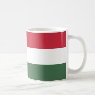 Hungarian Flag Mug! Coffee Mug