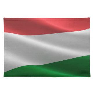 Hungarian Flag placemat