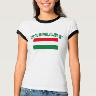Hungarian Flag T-Shirt