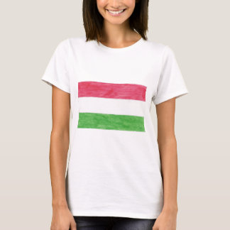 Hungarian Flag T-Shirt