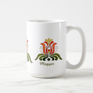 Hungarian Folk Flower Coffee Mug