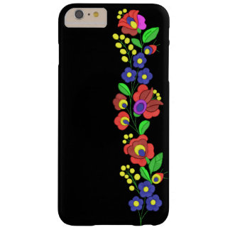 Hungarian folk motifs (Kalocsa) Barely There iPhone 6 Plus Case