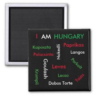 Hungarian Foods Magnet