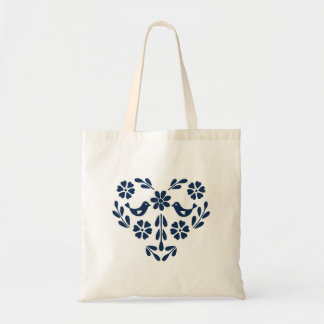 Hungarian heart tote bag