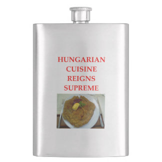 HUNGARIAN HIP FLASK