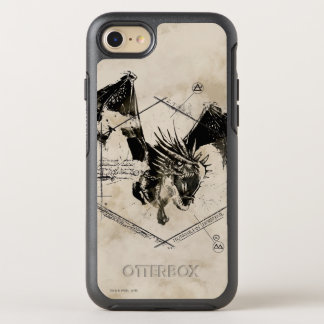 Hungarian Horntail Dragon 2 OtterBox Symmetry iPhone 7 Case