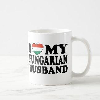 Hungarian Husband Mugs