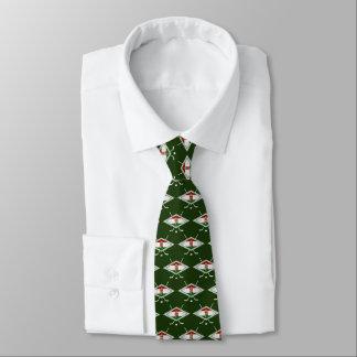 Hungarian Magyar Hockey Logo Necktie