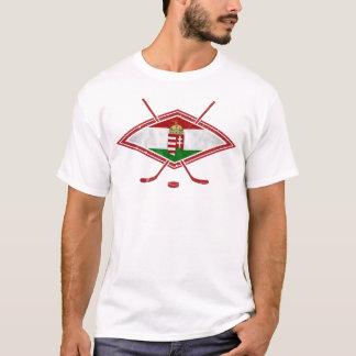 Hungarian Magyar Hockey Logo Tee