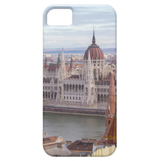 Hungarian Parliament Budapest by day iPhone 5 Cases