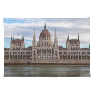 Hungarian Parliament Budapest by day Placemat