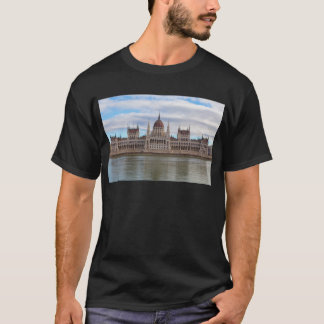 Hungarian Parliament Budapest by day T-Shirt