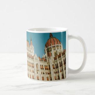 Hungarian Parliament building Coffee Mug