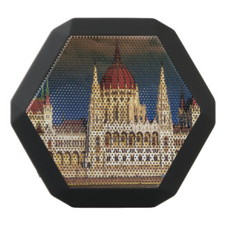 Hungarian Parliament Building in Budapest, Hungary Black Bluetooth Speaker
