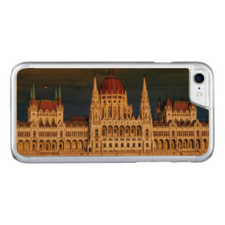 Hungarian Parliament Building in Budapest, Hungary Carved iPhone 8/7 Case