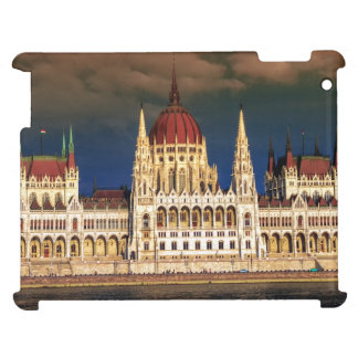 Hungarian Parliament Building in Budapest, Hungary Cover For The iPad 2 3 4