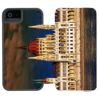 Hungarian Parliament Building in Budapest, Hungary Incipio Watson™ iPhone 5 Wallet Case