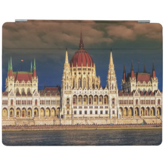 Hungarian Parliament Building in Budapest, Hungary iPad Cover