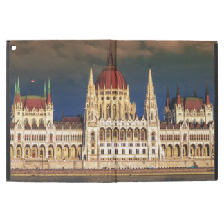 "Hungarian Parliament Building in Budapest, Hungary iPad Pro 12.9"" Case"