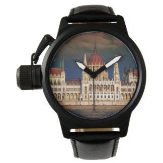 Hungarian Parliament Building in Budapest, Hungary Watch
