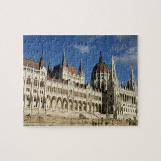 Hungarian Parliament Jigsaw Puzzle