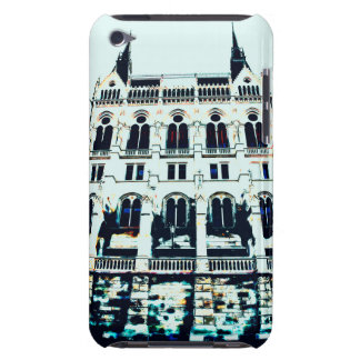Hungarian Parliament painting Barely There iPod Cover