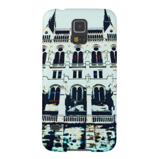 Hungarian Parliament painting Cases For Galaxy S5
