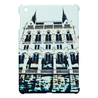 Hungarian Parliament painting iPad Mini Cover
