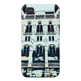 Hungarian Parliament painting iPhone 4/4S Covers