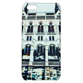 Hungarian Parliament painting iPhone 5C Covers