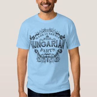Hungarian parts shirt