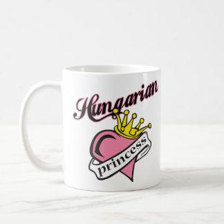Hungarian Princess Coffee Mug