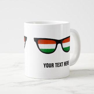 Hungarian Shades custom mugs Jumbo Mug