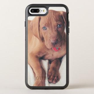 Hungarian Vizsla Puppy OtterBox Symmetry iPhone 7 Plus Case