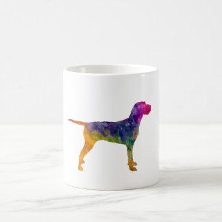 Hungarian Wirehaired Vizsla in watercolor Coffee Mug