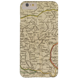 Hungary 3 barely there iPhone 6 plus case