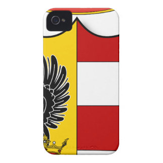 Hungary #3 iPhone 4 Case-Mate case