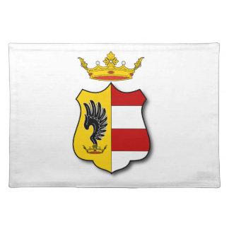 Hungary #3 place mat