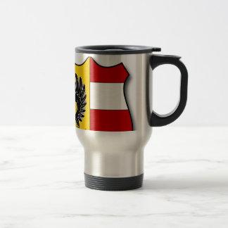 Hungary #3 travel mug