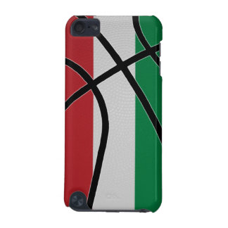 Hungary Basketball iPod Touch Case