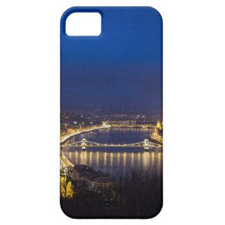 Hungary Budapest at night panorama iPhone 5 Covers