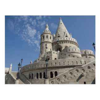 Hungary, capital city of Budapest. Buda, Castle 2 Postcard