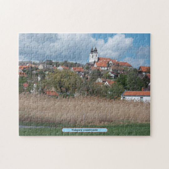 Hungary countryside jigsaw puzzle
