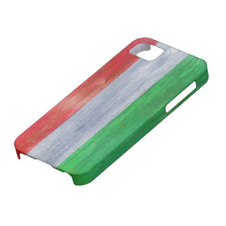 Hungary distressed Hungarian flag iPhone 5 Covers
