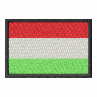 Hungary Embroidered Jackets