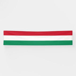 Hungary Flag Banner
