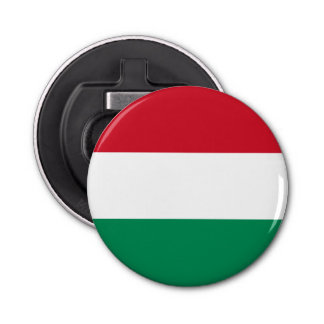 Hungary Flag Bottle Opener
