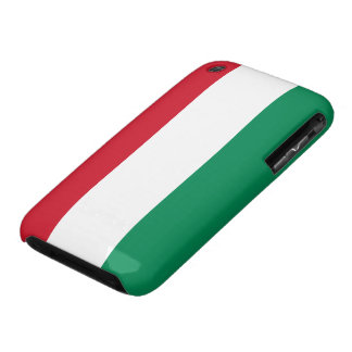 Hungary Flag Case-Mate iPhone 3 Case